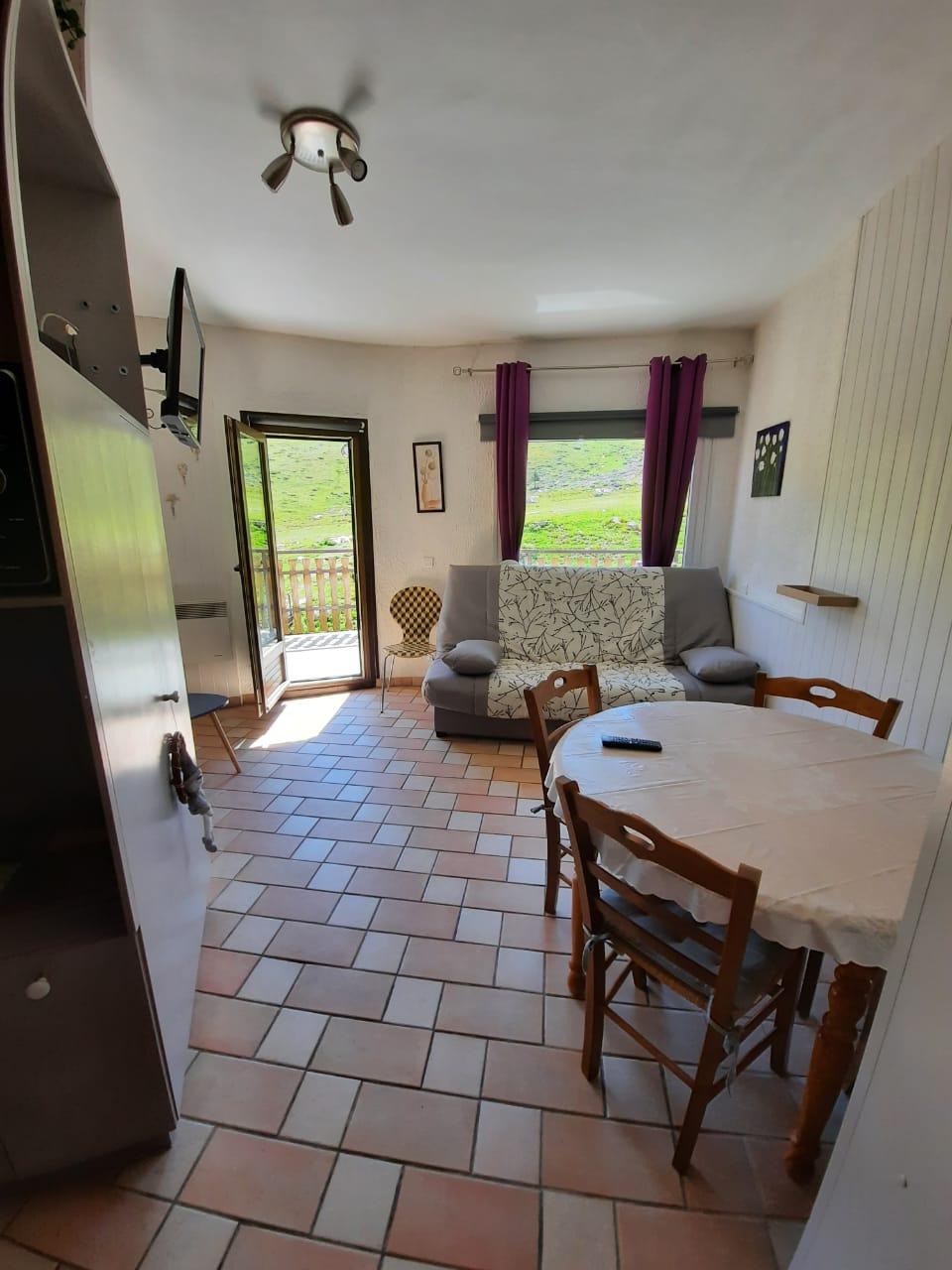 A VENDRE – RARE Studio résidence Grand Tétras avec terrasse – Pas de la Case